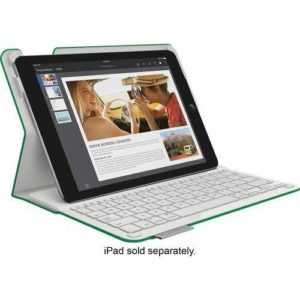 With the keyboard, iPad Air 2 will look similar to this picture. Image Credit: Amazon