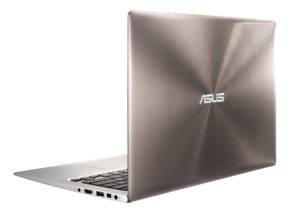 ASUS ZenBook-MR. SHINY! Image Source: Amazon