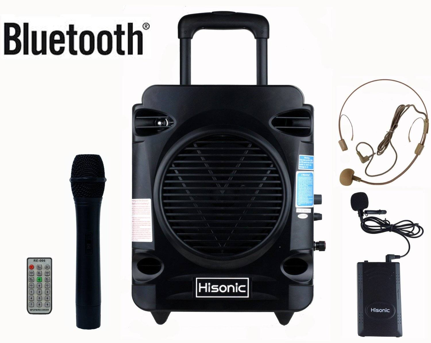 5 Best Portable PA Systems That You Can Purchase in 2018