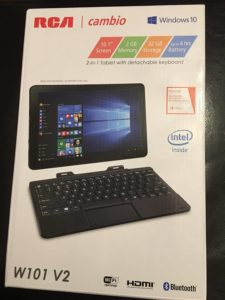 Keyboard comes in the package! Image Source: Amazon.com