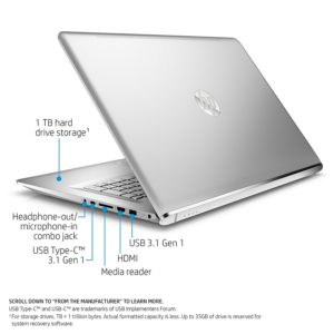 17 inch laptop for programming